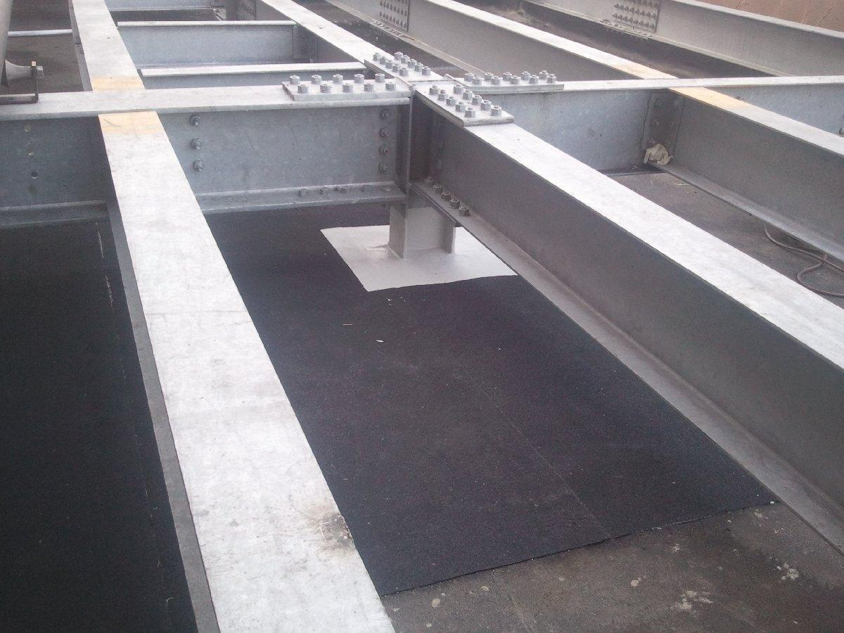 dachy płaskie użytkowe techniczne 107