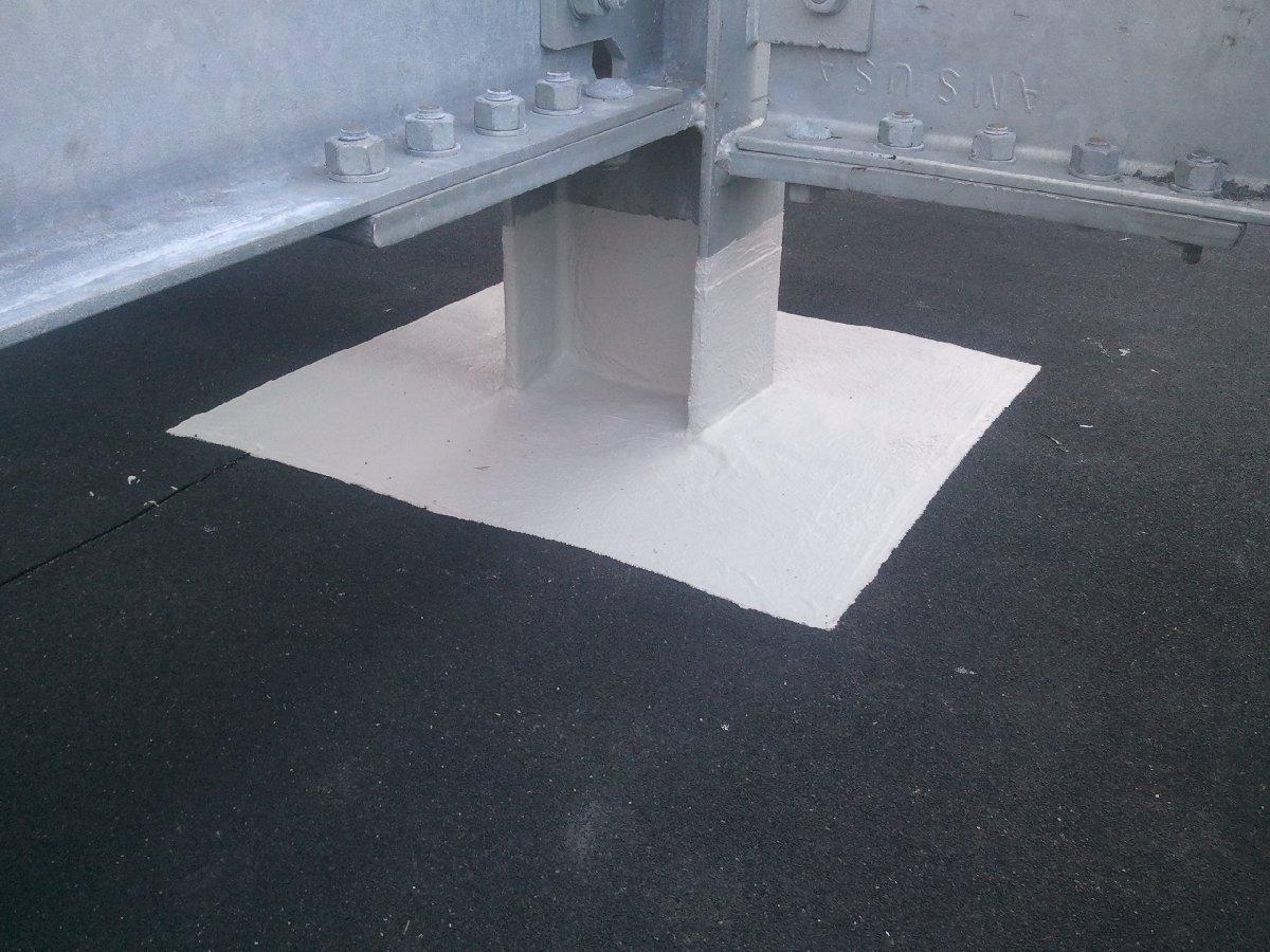 dachy płaskie użytkowe techniczne 108