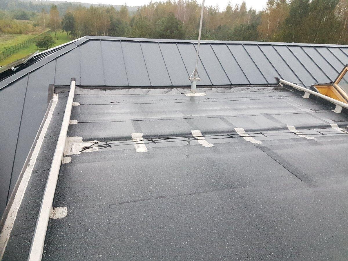 dachy płaskie użytkowe techniczne 113