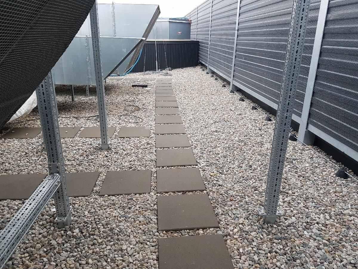 dachy płaskie użytkowe techniczne 134
