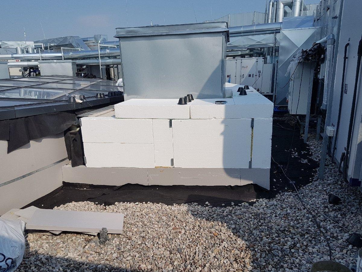 dachy płaskie użytkowe techniczne 139
