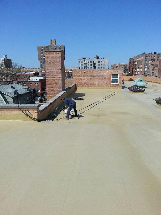dachy płaskie użytkowe techniczne 14