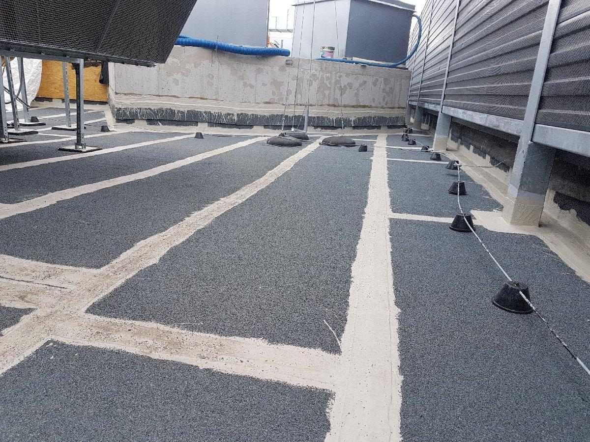 dachy płaskie użytkowe techniczne 161