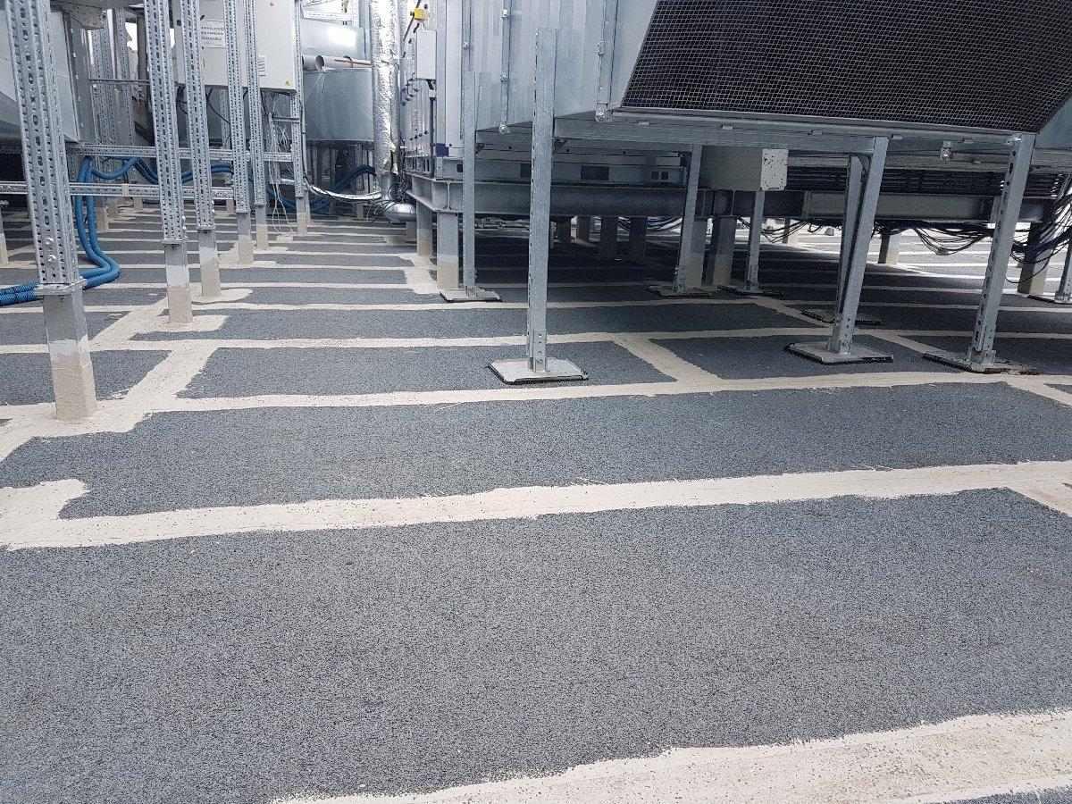dachy płaskie użytkowe techniczne 162