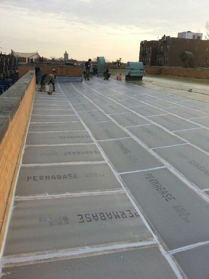 dachy płaskie użytkowe techniczne 17