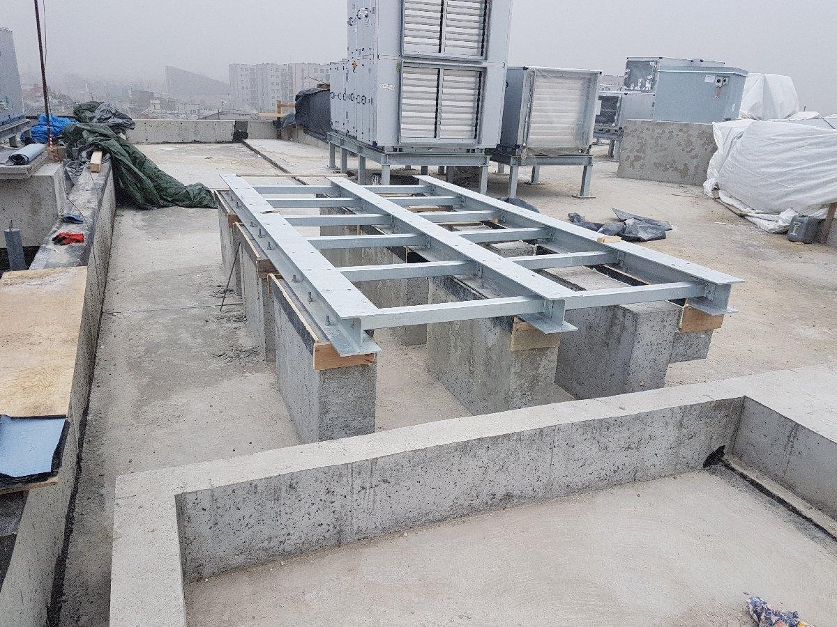 dachy płaskie użytkowe techniczne 172