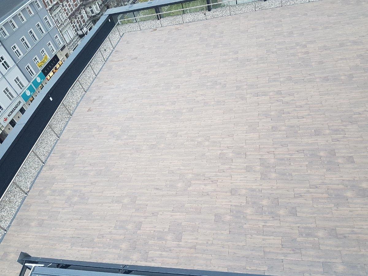 dachy płaskie użytkowe techniczne 198