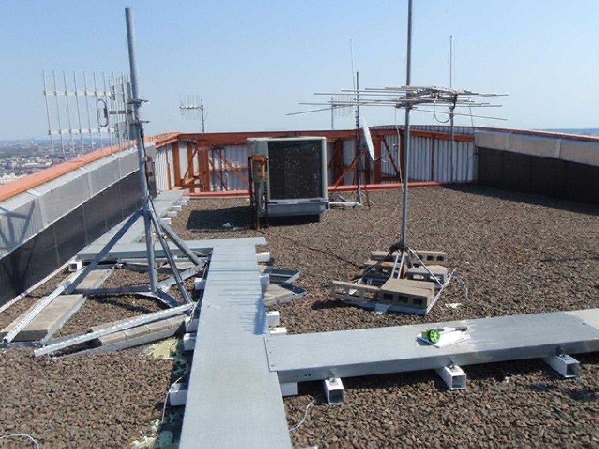 dachy płaskie użytkowe techniczne 2