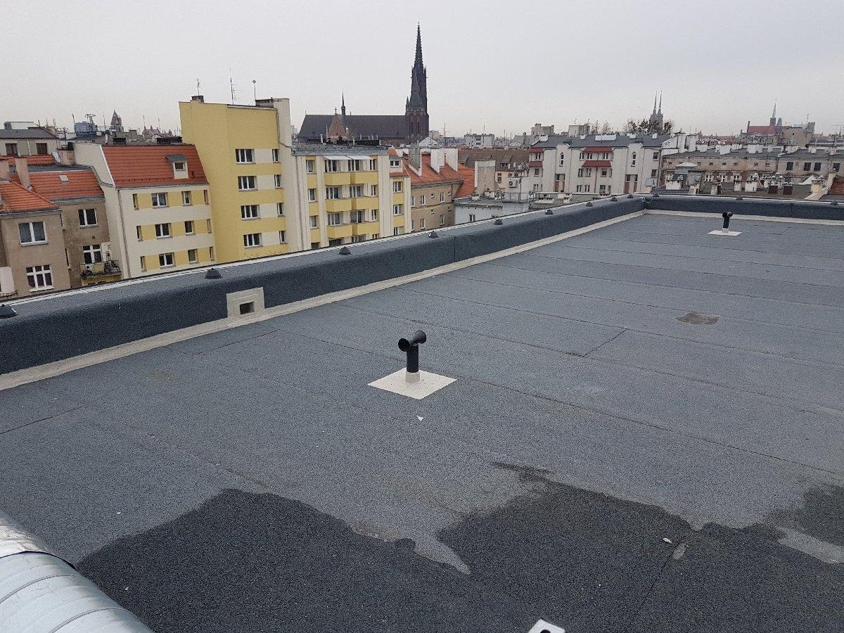 dachy płaskie użytkowe techniczne 238