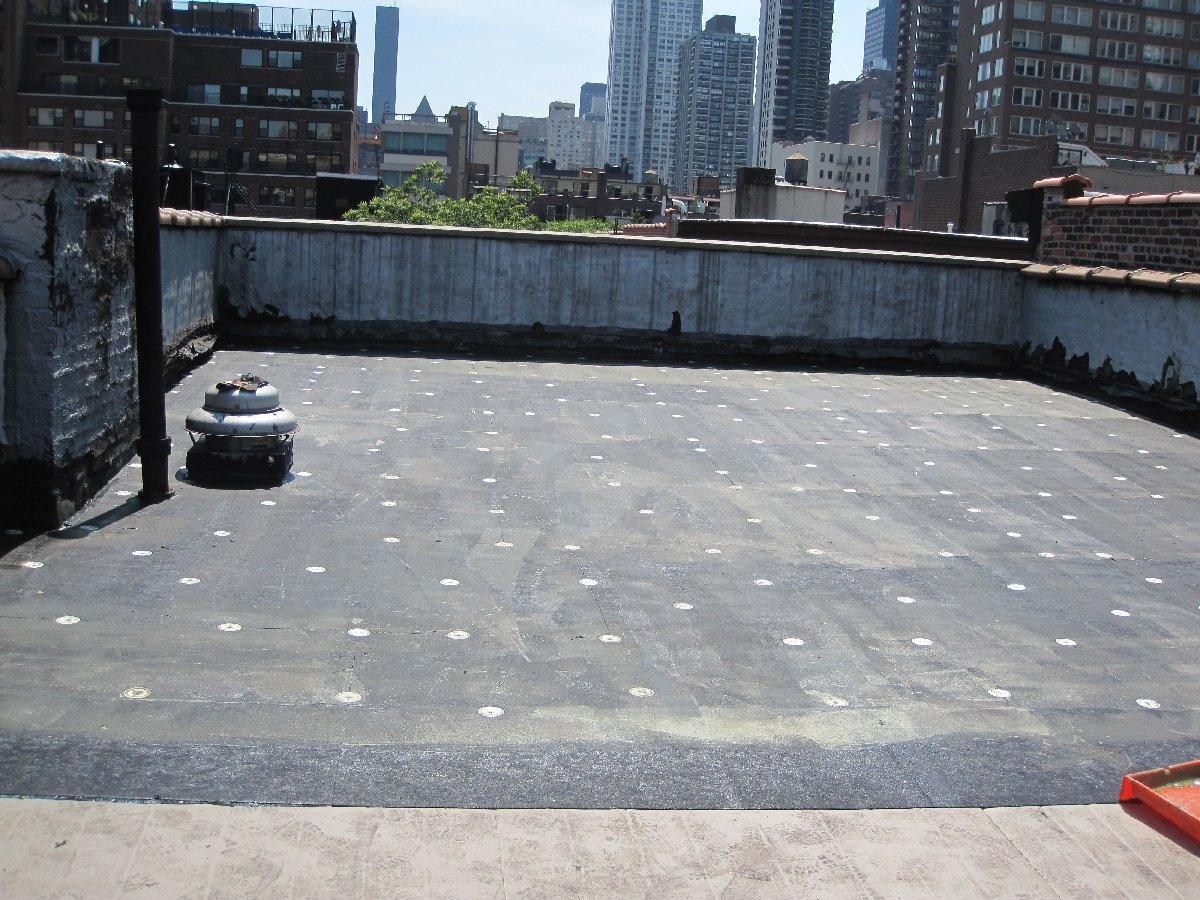 dachy płaskie użytkowe techniczne 47