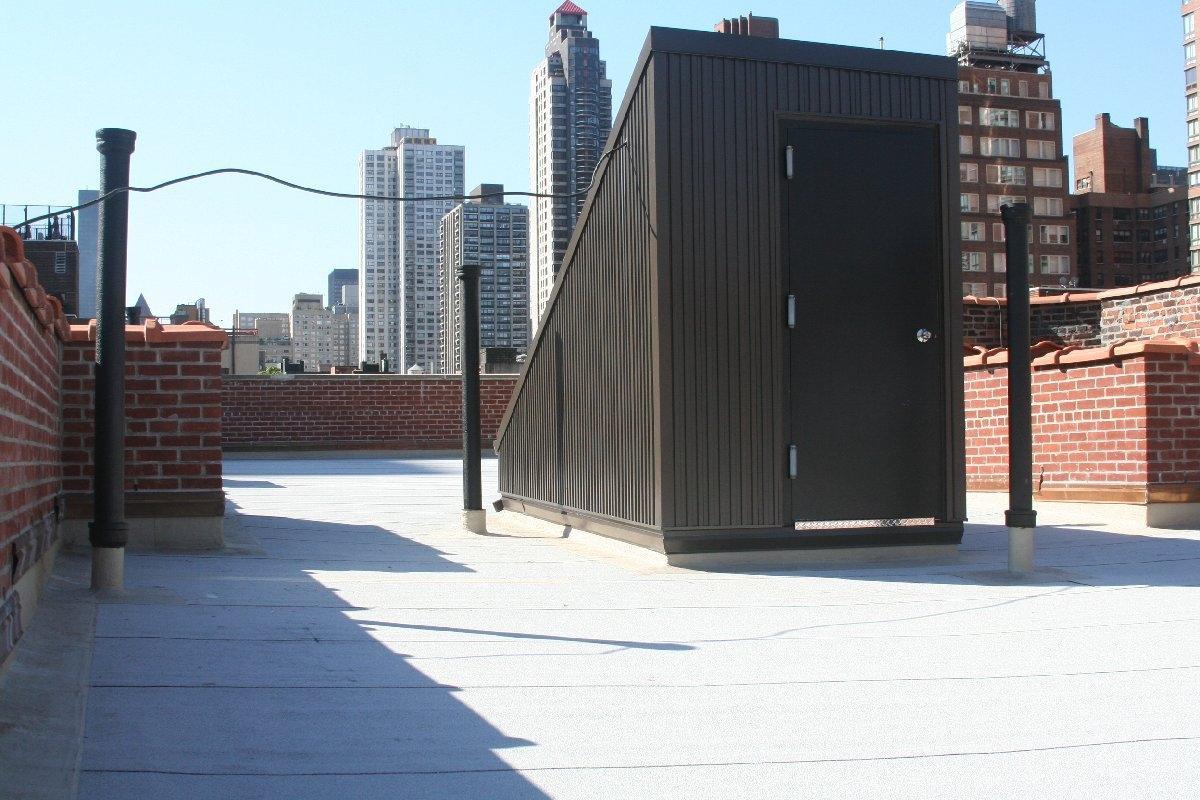 dachy płaskie użytkowe techniczne 48