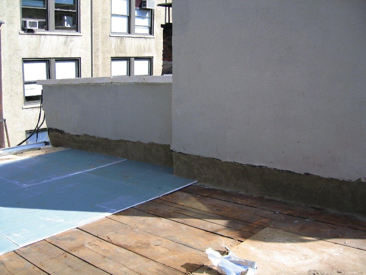 dachy płaskie użytkowe techniczne 54