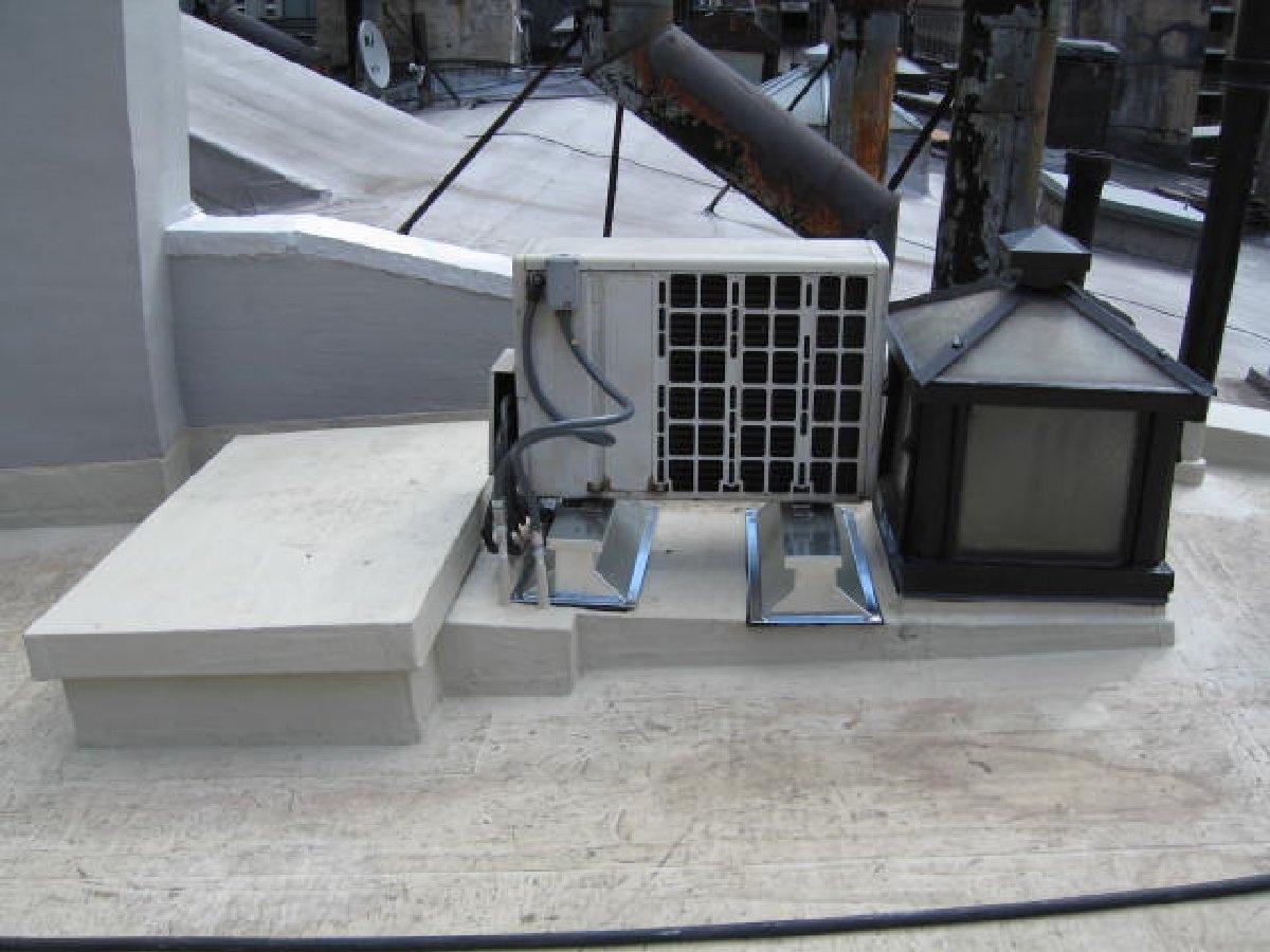 dachy płaskie użytkowe techniczne 55