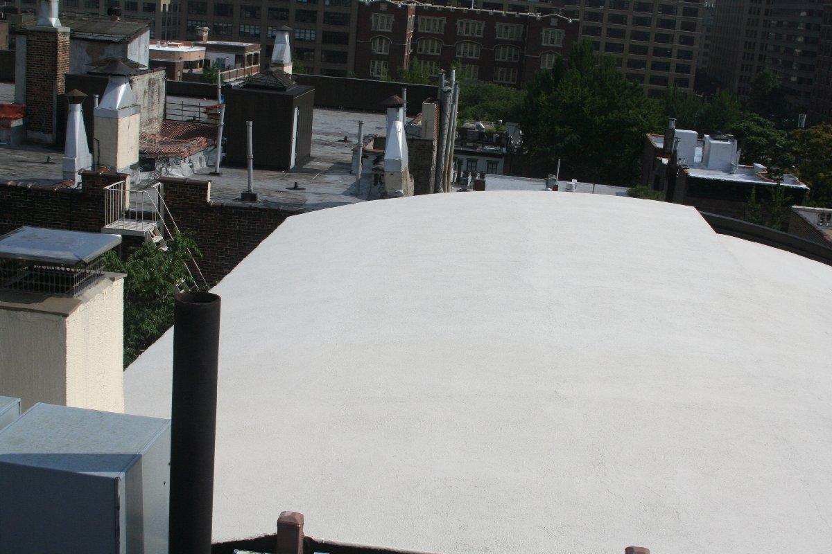 dachy płaskie użytkowe techniczne 69