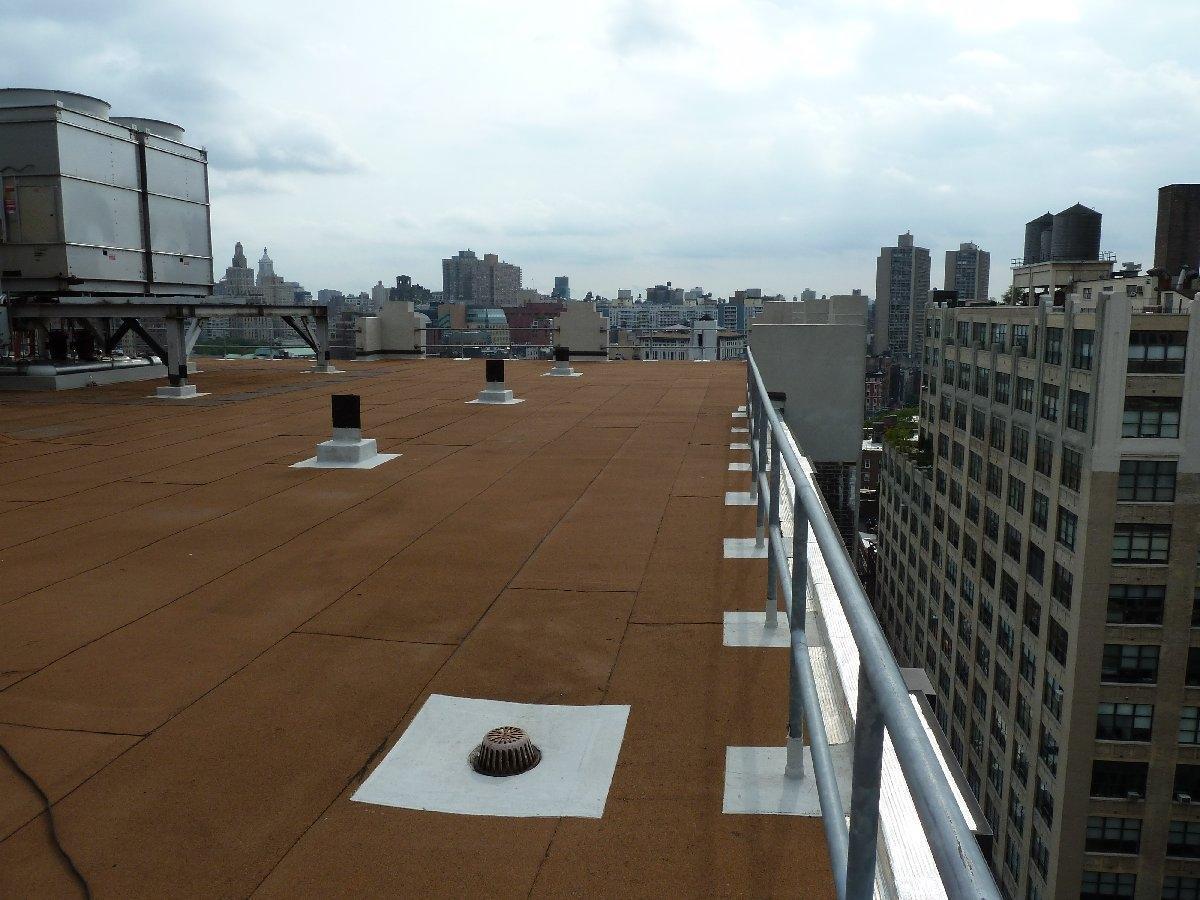 dachy płaskie użytkowe techniczne 7