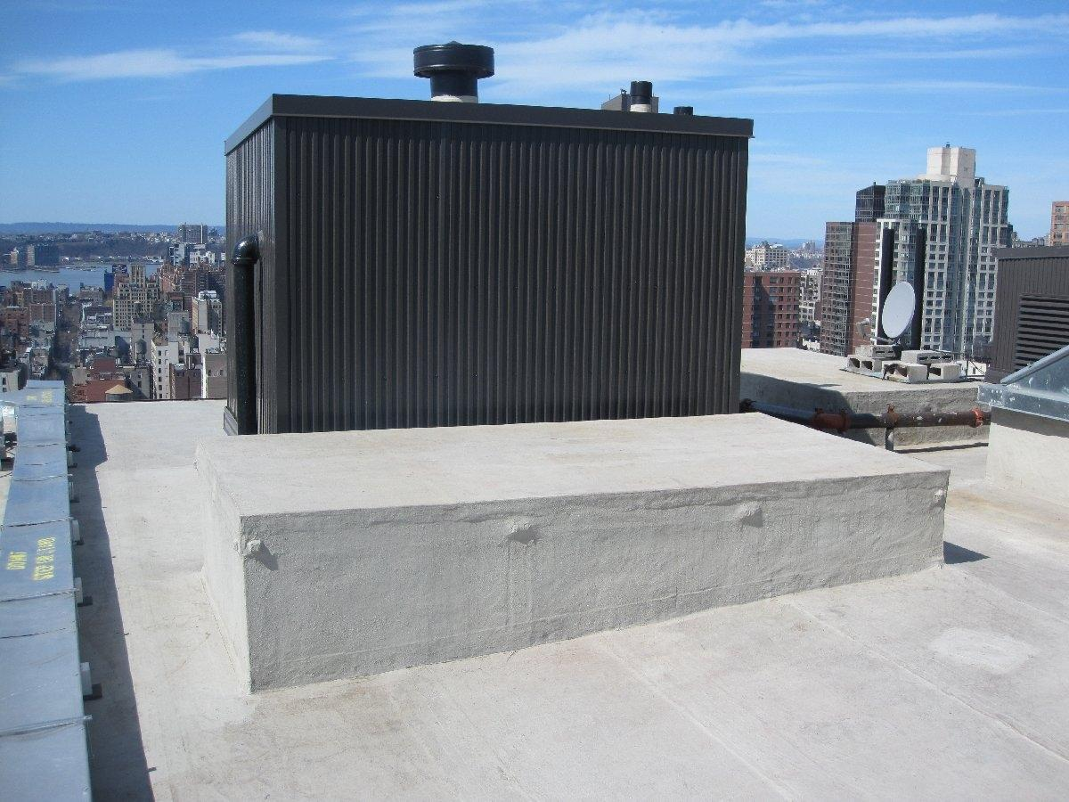 dachy płaskie użytkowe techniczne 75