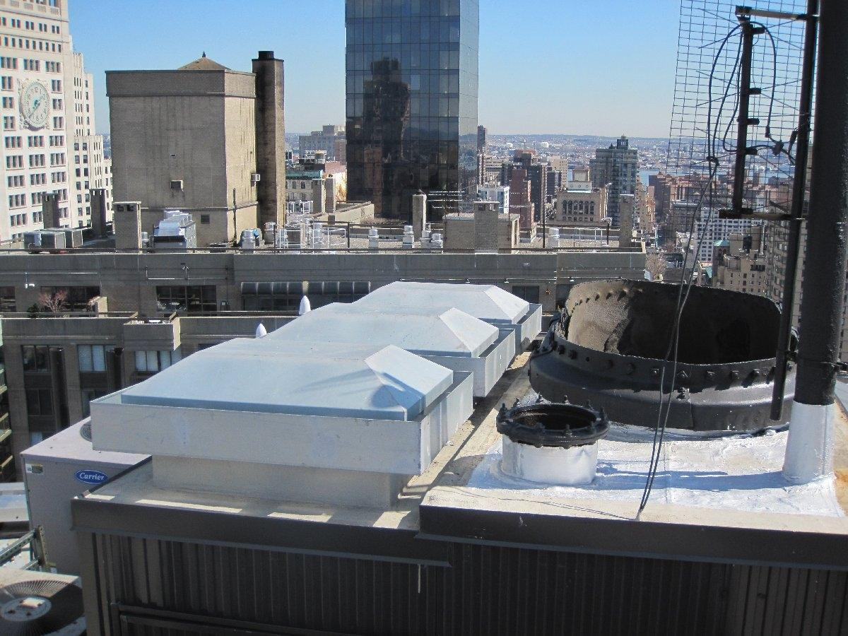 dachy płaskie użytkowe techniczne 78