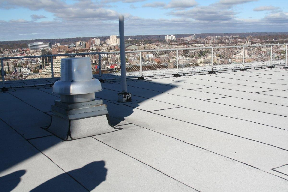 dachy płaskie użytkowe techniczne 8