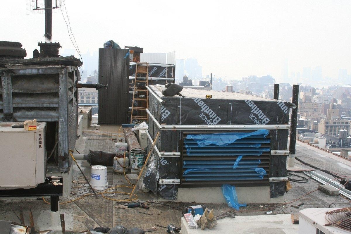 dachy płaskie użytkowe techniczne 82