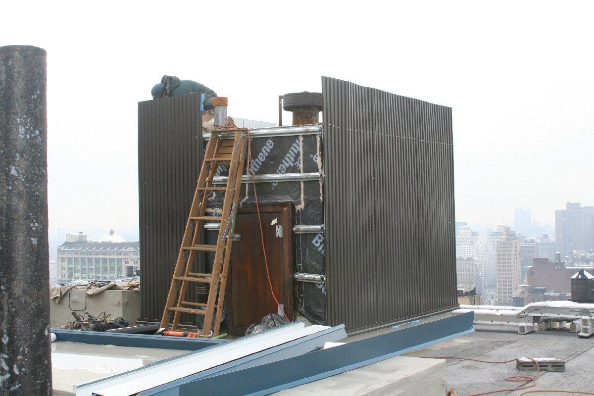 dachy płaskie użytkowe techniczne 83