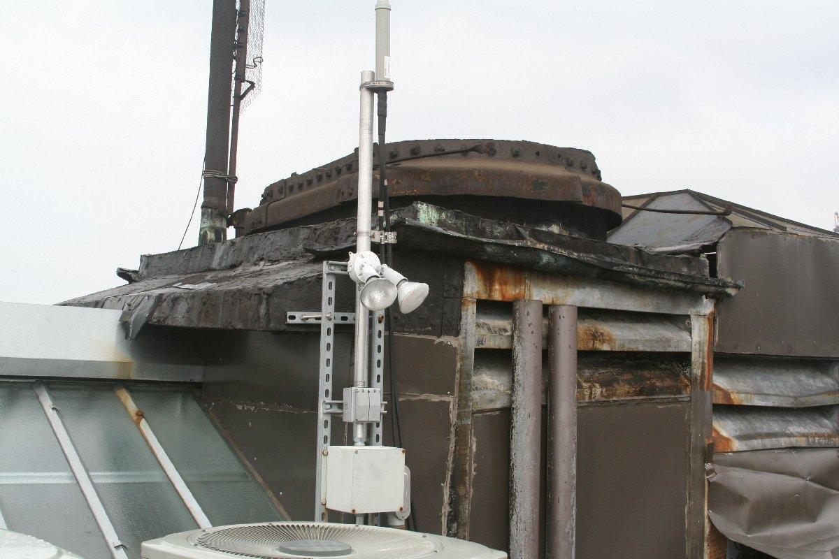 dachy płaskie użytkowe techniczne 88