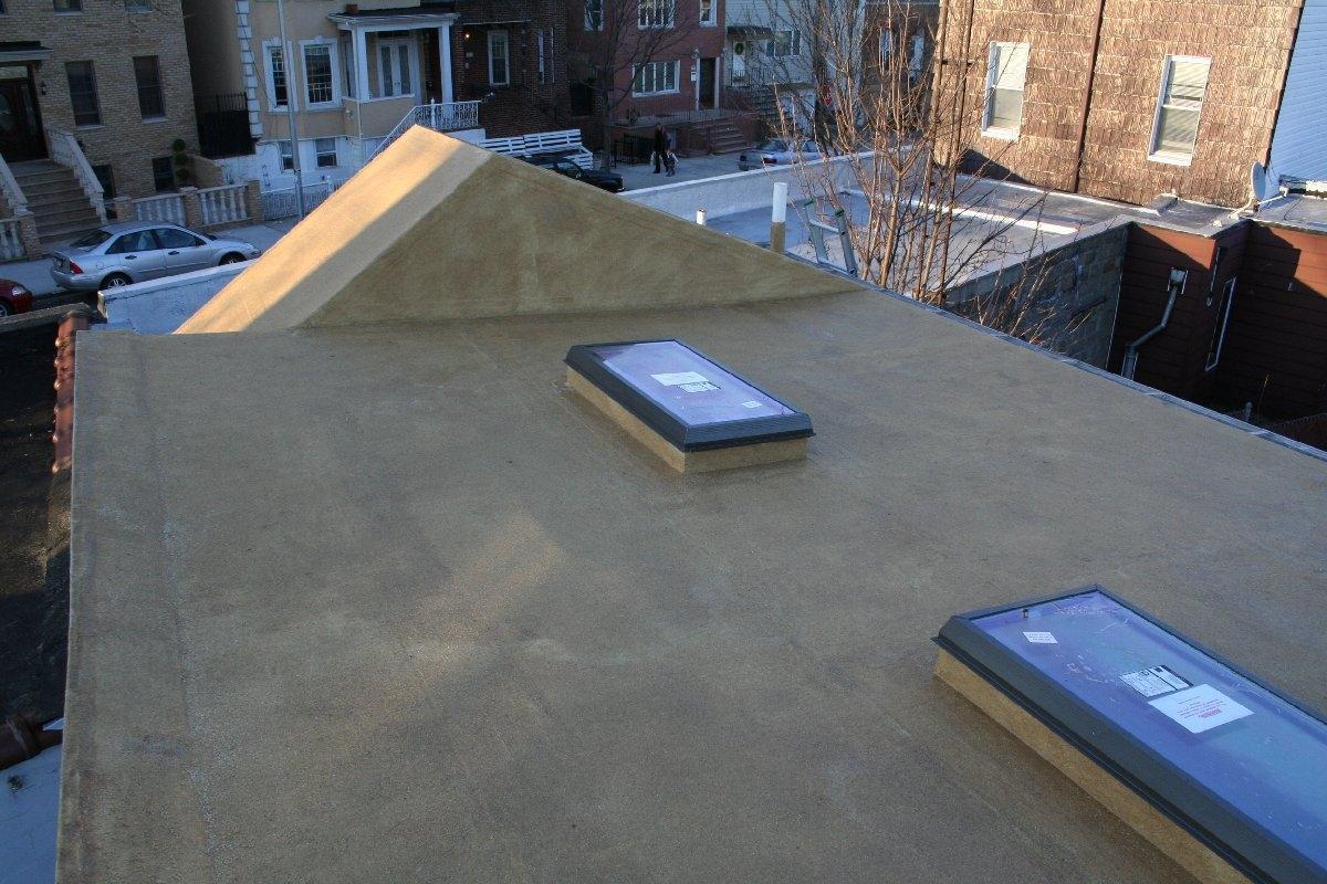 dachy płaskie użytkowe techniczne 92