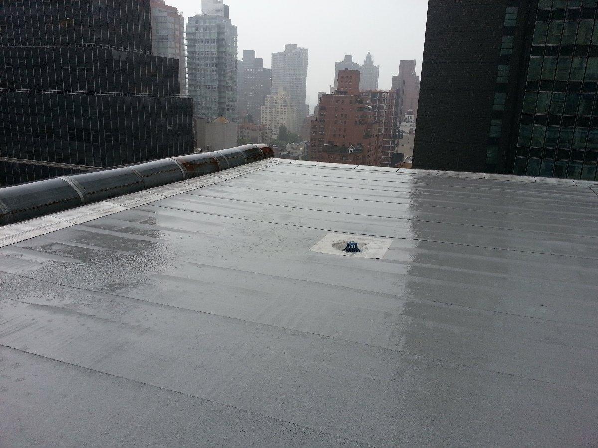 dachy płaskie użytkowe techniczne 99