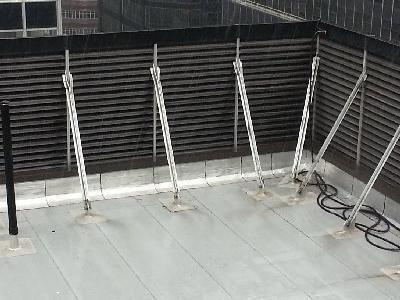 dachy płaskie użytkowe techniczne 101
