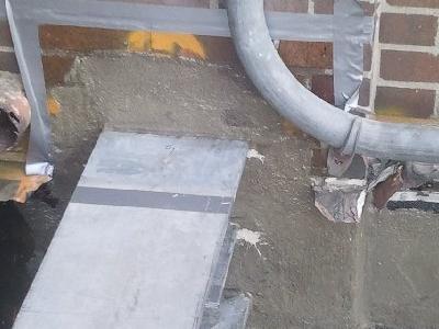 dachy płaskie użytkowe techniczne 105