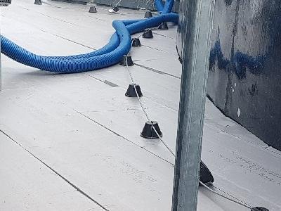 dachy płaskie użytkowe techniczne 148