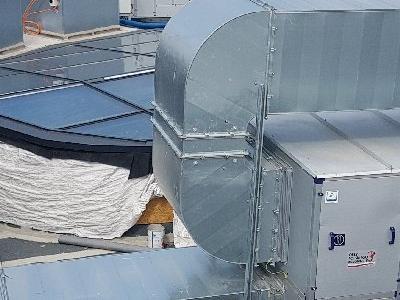 dachy płaskie użytkowe techniczne 157