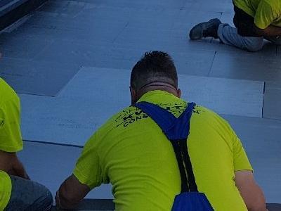dachy płaskie użytkowe techniczne 188