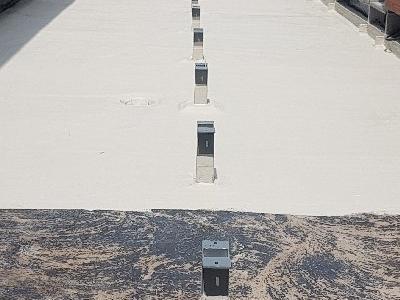 dachy płaskie użytkowe techniczne 194