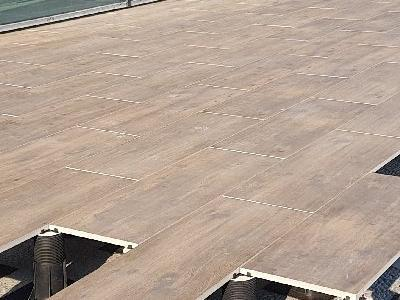 dachy płaskie użytkowe techniczne 204