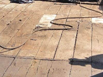 dachy płaskie użytkowe techniczne 49