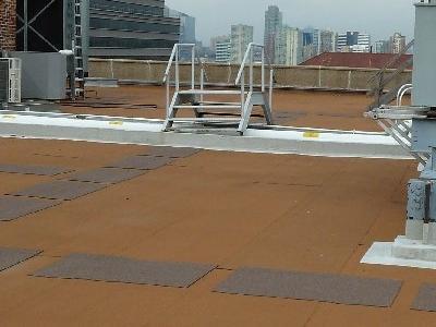 dachy płaskie użytkowe techniczne 6