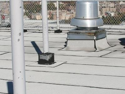 dachy płaskie użytkowe techniczne 9