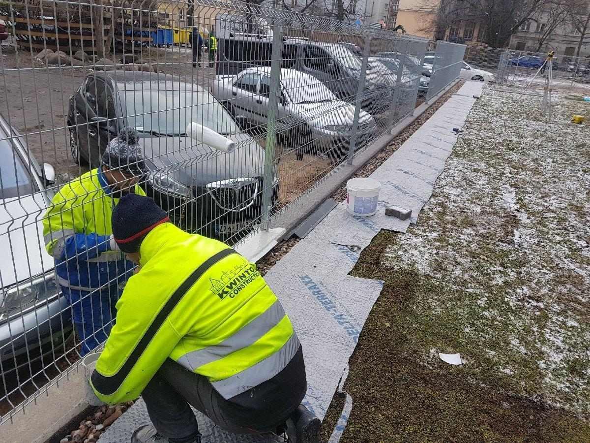 parkingi naziemne podziemne dachowe rampy serwisowe 31